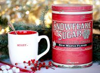 Snowflake Sugar