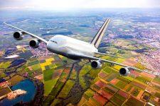 Soaring Airbus