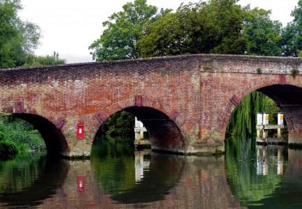 Sonning Bridge Jigsaw Puzzle