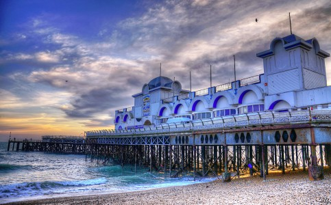 South Parade Pier Jigsaw Puzzle