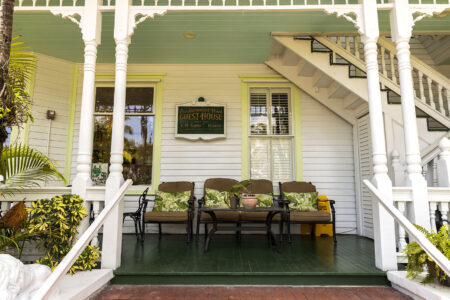 Southernmost Porch Jigsaw Puzzle
