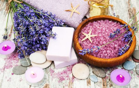 Spa Supplies Jigsaw Puzzle