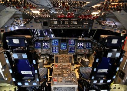 Space Shuttle Cockpit Jigsaw Puzzle