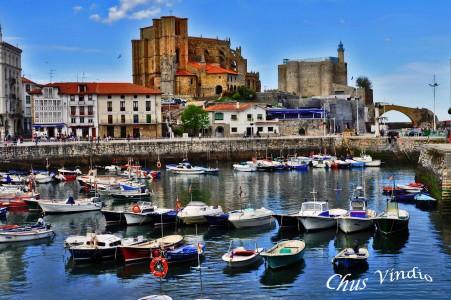 Spanish Port Jigsaw Puzzle