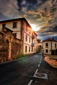 Spanish Road Jigsaw Puzzle