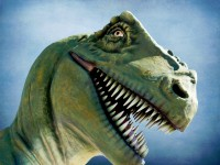 Sparky's Dinosaur