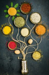 Spicy Art Jigsaw Puzzle