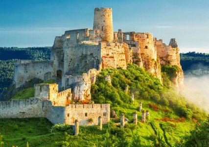 Spiš Castle Jigsaw Puzzle