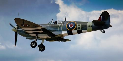 British Spitfire Jigsaw Puzzle