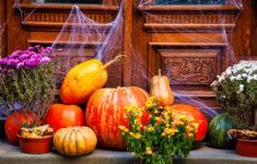 Spooky Doorstep