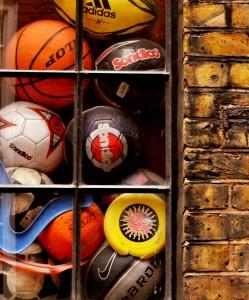 Sports Balls Jigsaw Puzzle