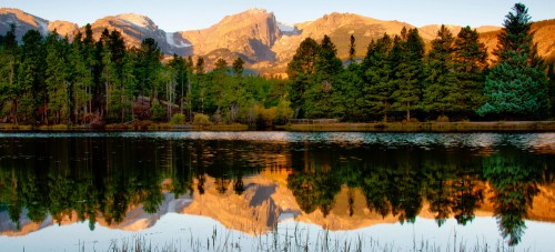 Sprague Lake Jigsaw Puzzle