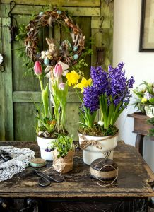 Spring Potting Jigsaw Puzzle