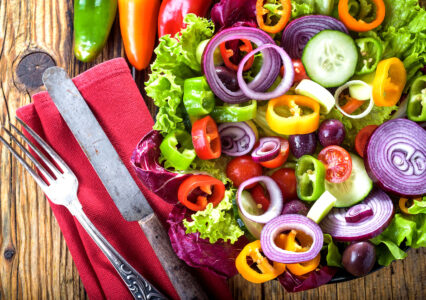 Spring Salad Jigsaw Puzzle