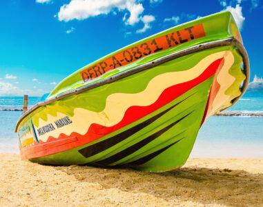 Sri Lanka Boat Jigsaw Puzzle