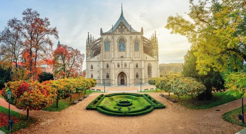 St Barbara's Cathedral Jigsaw Puzzle
