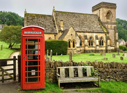St Barnabas Church Jigsaw Puzzle