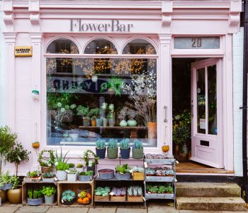 St Ives Flower Shop Jigsaw Puzzle