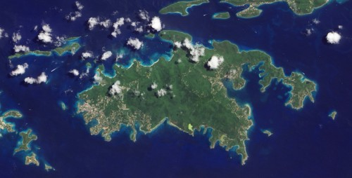 St John, Virgin Islands Jigsaw Puzzle