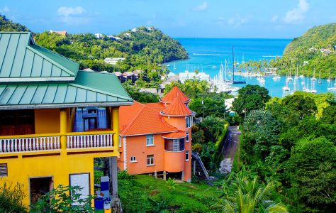 St Lucia Jigsaw Puzzle