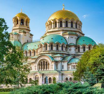 St. Nevsky Cathedral Jigsaw Puzzle