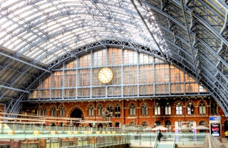 St Pancras Station Jigsaw Puzzle