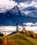 St Primoz Church