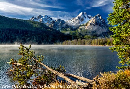 Stanley Lake Jigsaw Puzzle