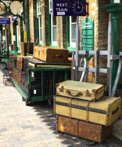 Station Luggage Jigsaw Puzzle