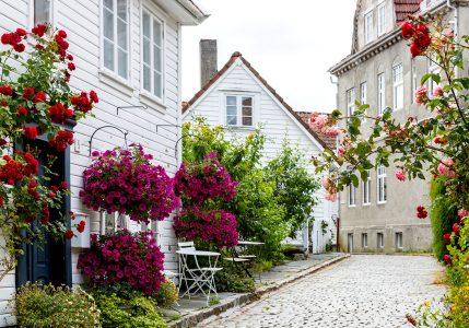 Stavanger Walk Jigsaw Puzzle