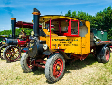 Steam Engines Jigsaw Puzzle