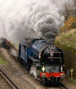 Steam Train Jigsaw Puzzle