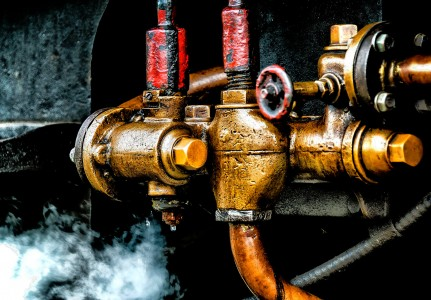 Steam Valves Jigsaw Puzzle