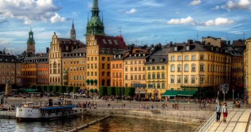 Stockholm Jigsaw Puzzle