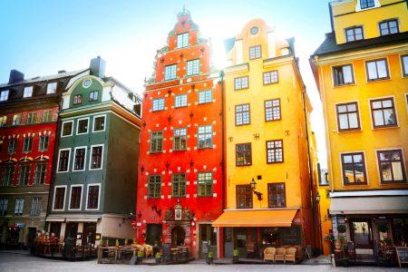 Stockholm Color Jigsaw Puzzle