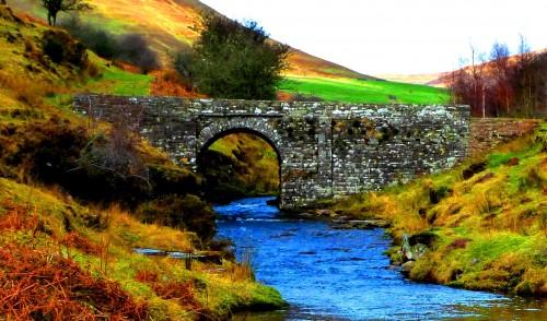 Stone Footbridge Jigsaw Puzzle
