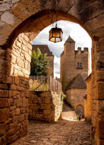 Stone Streets Jigsaw Puzzle