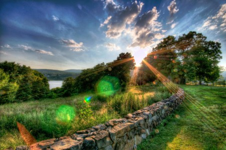 Stone Wall Jigsaw Puzzle