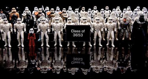 Stormtrooper Class Jigsaw Puzzle