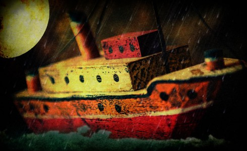 Stormy Seas Jigsaw Puzzle