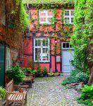 Stralsund Alley