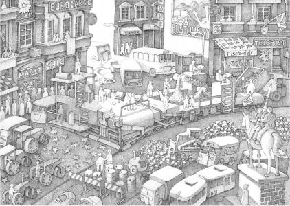 Street Repaving Jigsaw Puzzle