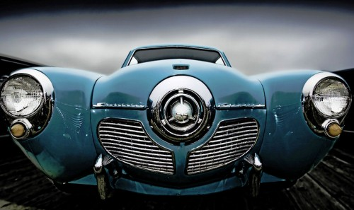 Studebaker Grill Jigsaw Puzzle