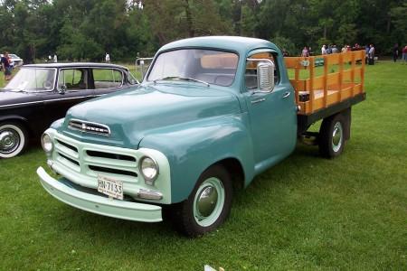Studebaker Pickup Truck Jigsaw Puzzle