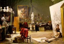 Studio of Leon Cogniet