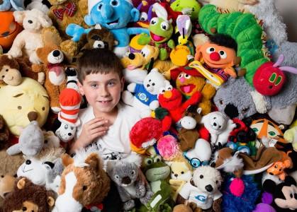 Stuffed Animals Jigsaw Puzzle
