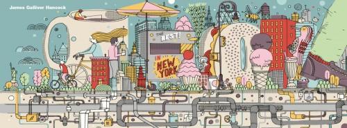 Subway Art 1 Jigsaw Puzzle