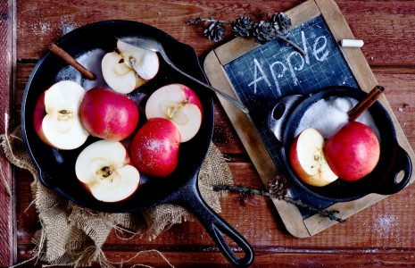 Sugared Apples Jigsaw Puzzle