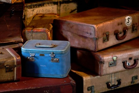 Suitcases Jigsaw Puzzle