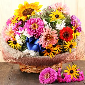 Summer Flowers Jigsaw Puzzle